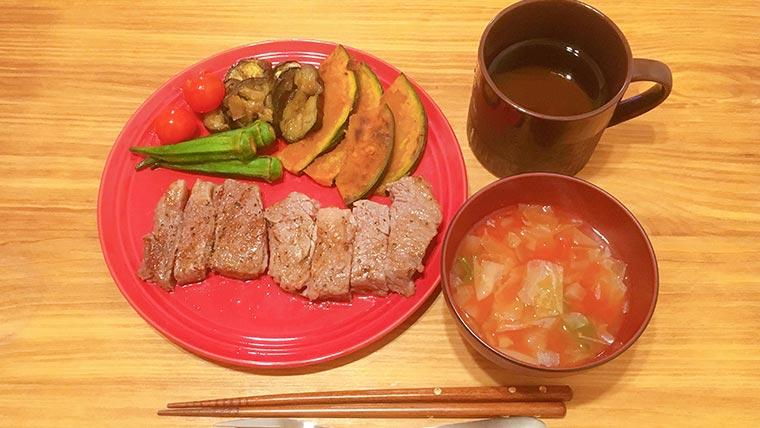 脂肪燃焼スープ6日目
