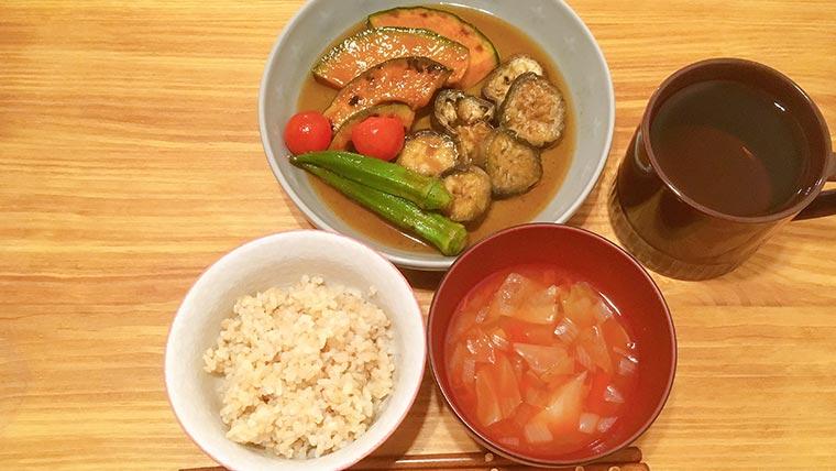脂肪燃焼スープ7日目